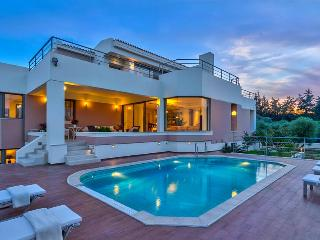 Luxury 5 Bedroom Villa with Private Pool, Sea View - Chania Prefecture vacation rentals