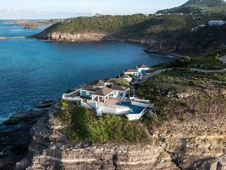 Perched above the ocean offering private and unique views WV MOZ - Pointe Milou vacation rentals