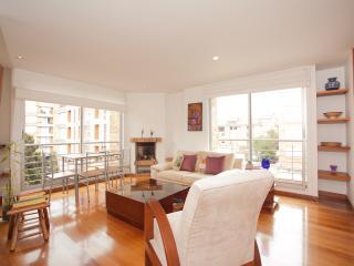 Bright 1 Bedroom Apartment + Studio in La Carolina - Bogota vacation rentals