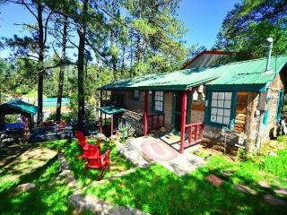 In Mid-Town * NEW PROPERTY* BIG DISC Walk n Town - Ruidoso vacation rentals