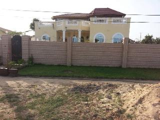 Brusibi  - 4 bed partly furnished house with pool - Gambia vacation rentals