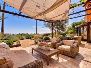 Designer Beachhome Tuscan Retreat with Hot Tub, Terrace & Ocean Views - Newbury Park vacation rentals