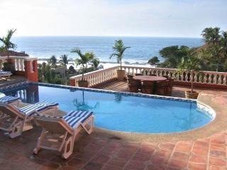 Villa en El Paraiso Ocean View Villa - San Pancho vacation rentals