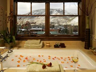 PENTHOUSE 3000ft,3 King Bd,2 Jacuzzis wk 8  Slp 8 - Northwest Colorado vacation rentals