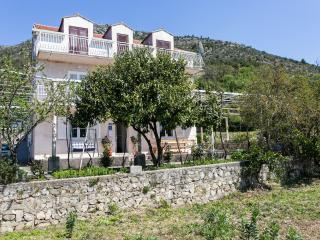 Holiday flat for up to 8 near Dubrovnik - Brsecine vacation rentals