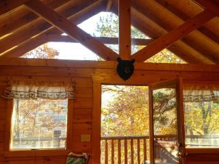 Prime Location Rustic Elegant 2 bedroom Mtn Cabin - Gatlinburg vacation rentals