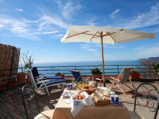 Positano angela house sea view wifi - Positano vacation rentals