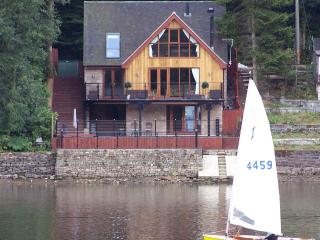 Luxury Waterside Holiday Retreat - Leek vacation rentals
