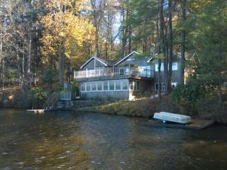 Serene Home ON LAKE, Glen Spey, Sullivan County - Glen Spey vacation rentals