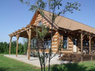 Peavine Lodge - Views with 36 Private Acres! - Rising Fawn vacation rentals