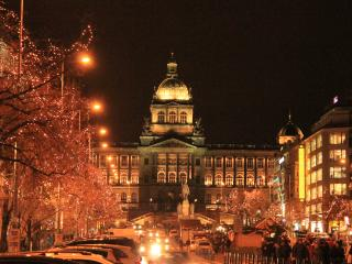 BIG APARTMENT at Wenceslas Square - Prague vacation rentals