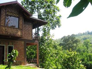Tranquil Jungle Hut Sumatra - Waterfront - Bukit Lawang vacation rentals
