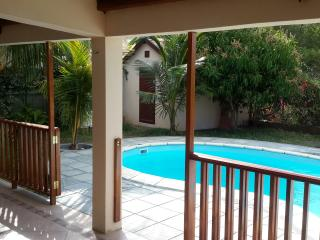 SPECTACULAR VILLA & POOL NEAR WHITE BEACH - Riviere Noire vacation rentals