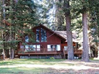 Almanor West LAKEFRONT with Dock & Buoy - Lake Almanor vacation rentals