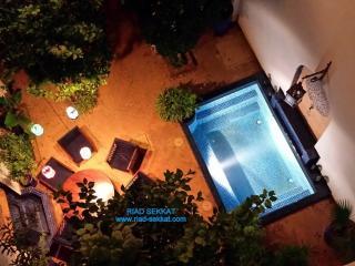 Riad Sekkat entre amis ou en famille - Marrakech vacation rentals