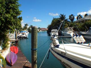 Canal Property with dock in Gated Comunity - Nassau vacation rentals