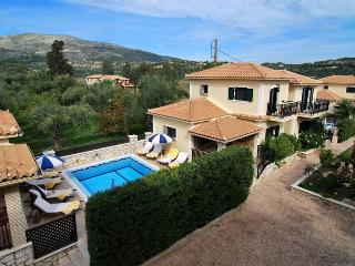 2 bedroom villas with private pool in Zante - Zakynthos vacation rentals