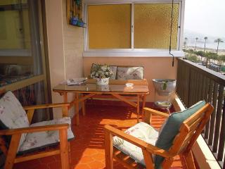 Beachfront Los Boliches, 3 Bedrooms, 8 people, - Fuengirola vacation rentals