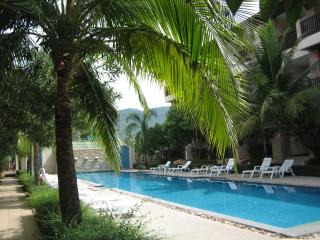 Ground floor apartment next to the pool. - Lamai Beach vacation rentals