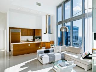 Icon Brickell - volume in the sky - Miami Beach vacation rentals