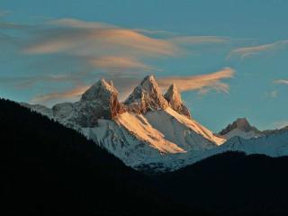 Splendid chalet in La Toussuire - Savoie - France - Fontcouverte-la-Toussuire vacation rentals