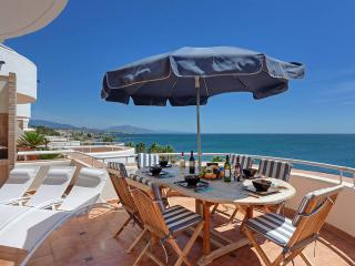 Luxury Ocean Front two-story Penthouse - Estepona vacation rentals