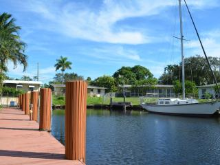 3/2 in Fort Lauderdale.  Waterfront canal.  Bring your boat! - Fort Lauderdale vacation rentals