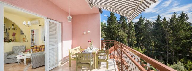 amazing terrace 33 m2 with sea view - Luxury 4-stars Apartment Villa Madalena Sea View - Vrboska - rentals