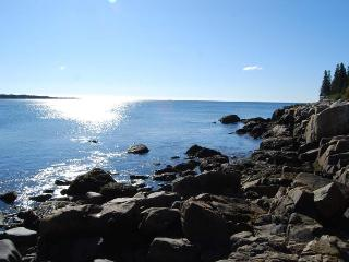 Oceanfront Home w/crashing surf in Schoodic/Acadia - Addison vacation rentals