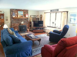 Close to Seymour Pond & Bike Path, Central A/C - BR0562 - Brewster vacation rentals
