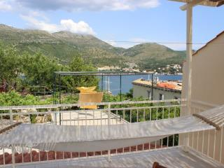 Guest House Zaton - Zaton Veliki - One-Bedroom Apartment with Terrace and Sea View - Gomila 12a - Zaton vacation rentals