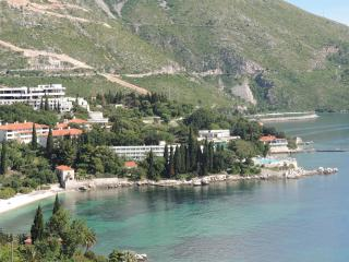 Apartments Sandito-Studio with Balcony and Sea View - Mlini vacation rentals