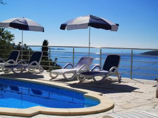 Apartments Ivan-Two Bedroom Apartment with Balcony and Sea View - Orasac vacation rentals