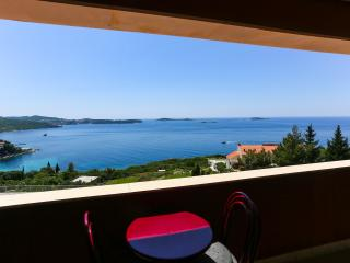 Apartments Zupcica - Comfort One-Bedroom Apartment with Balcony and Sea View No4 - Mlini vacation rentals