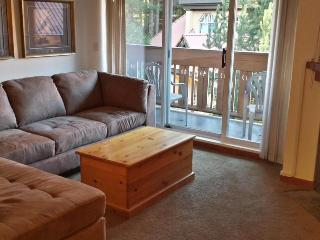 Luxury condo close to everything but very quiet - Whistler vacation rentals