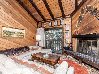 Home w/ views of the woods from private deck, near slopes! - Brian Head vacation rentals