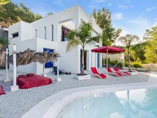 Secluded Hillside Hideaway with Pool - Villa Riu is a short walk to the Beach - Santa Eulalia del Rio vacation rentals