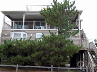 2 South 4th St. South Bethany Beach. Ocean Block, Ocean View Deck, Sleeping 8 - Middlesex Beach vacation rentals