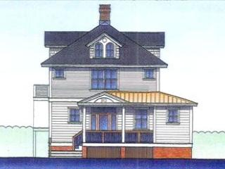 Large, Luxurious Point Beauty 124390 - Cape May Point vacation rentals