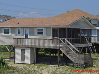 Spence - North Topsail Beach vacation rentals
