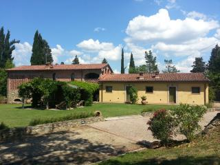 Country house with pool in Tuscany - Terranuova Bracciolini vacation rentals