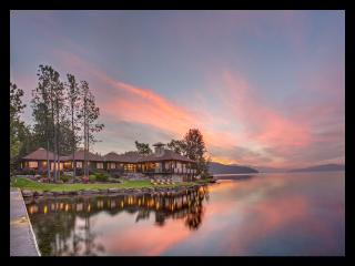 Gorgeous, 360' Private Waterfront, Now Sleeps 16! - Sandpoint vacation rentals