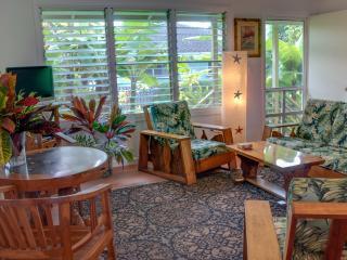 Ellie's Authentic Hawaiiana House near Poipu Beach - Poipu vacation rentals