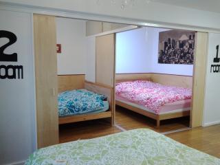 Shibuya-Nakameguro-2bedroom3 beds-wifi-LoveTokyo - Tokyo vacation rentals