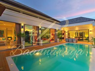Baannaraya Villas Near 7 Beaches  - B1 - Rawai vacation rentals