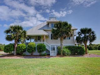 Cape Lane 1 Oceanview! | Community Pool, Hot Tub, Jacuzzi, Fireplace, Internet - Topsail Island vacation rentals