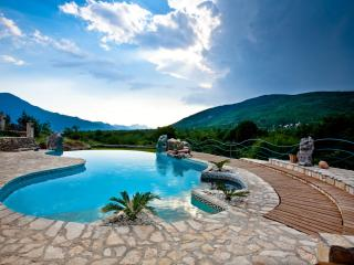 Authentic countryside villa with a pool - Baška vacation rentals