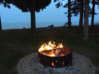 Cottage on upper Michigan beautiful beach. - Cedar River vacation rentals