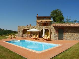 Villa il Roseto - Chianti vacation rentals