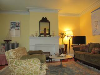 Gracious 3-BR Garden Apt. in the Heart of Hudson - Hudson Valley vacation rentals